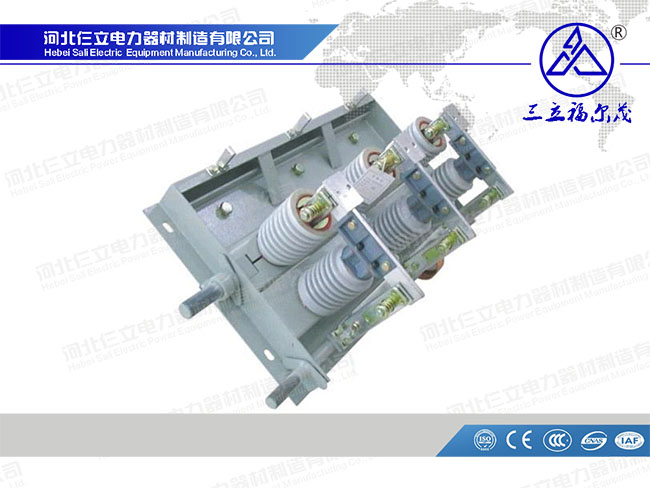 GN30-12(D) Series Indoor High-Voltage Disconnecting Switch