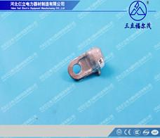 The installation method of socket clevis