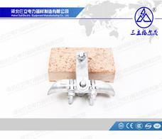 Preventive measures of suspension clamp