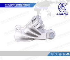 The characteristics of tension clamp